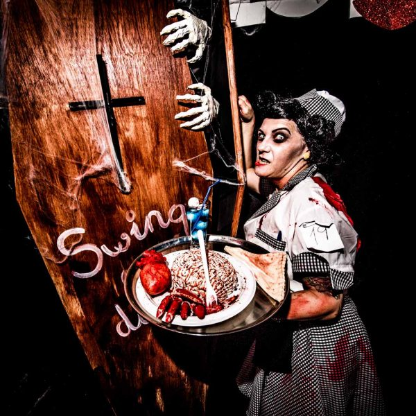 HALLOSWING PARTY 2018